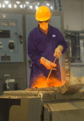 ProductionMelting